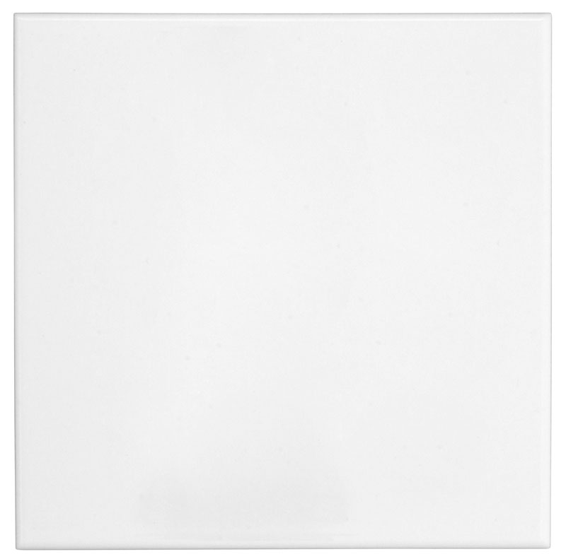 Wall tile Victoria - 15 x 15 cm white, glossy