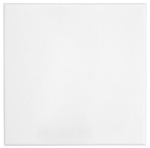 Classic wall tile Victoria - 15 x 15 cm white, glossy
