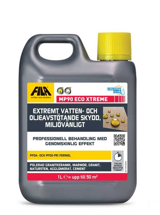 Stain-Resistant Sealant - Fila MP90 Eco Xtreme 1L