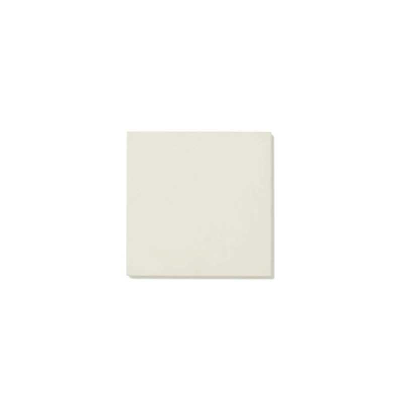 Fargetest - Fliser Hvit