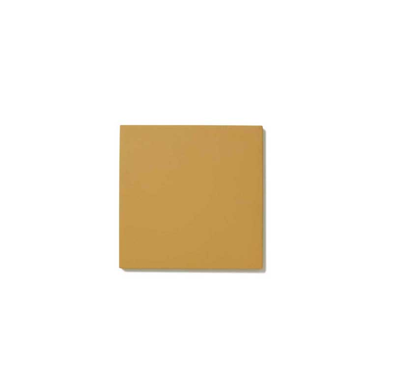 Color sample - Floor tile Yellow