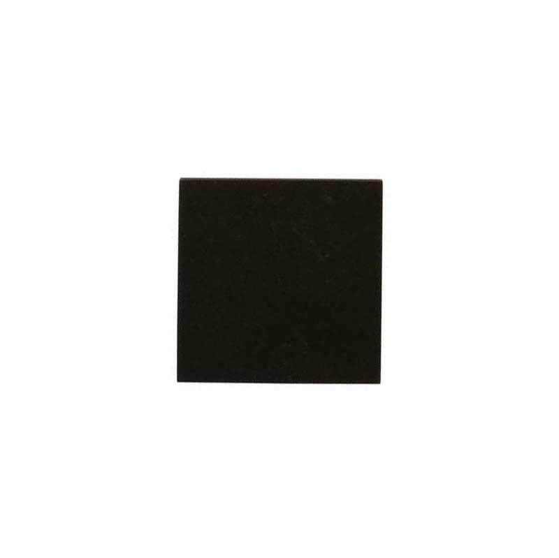 Color sample - Floor tile Black