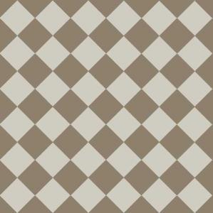 Granitklinker - Schackrutigt 10 x 10 cm pärlgrå/grå