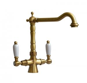 Kitchen mixer - Chelsea bronze