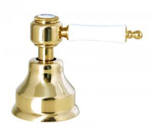 Diskmaskinsavstängning - Oxford gammaldags ventil, mässing
