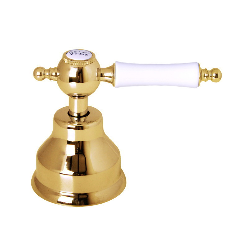 Dishwasher valve - Oxford brass