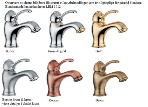 Washbasin Mixer - Princeton