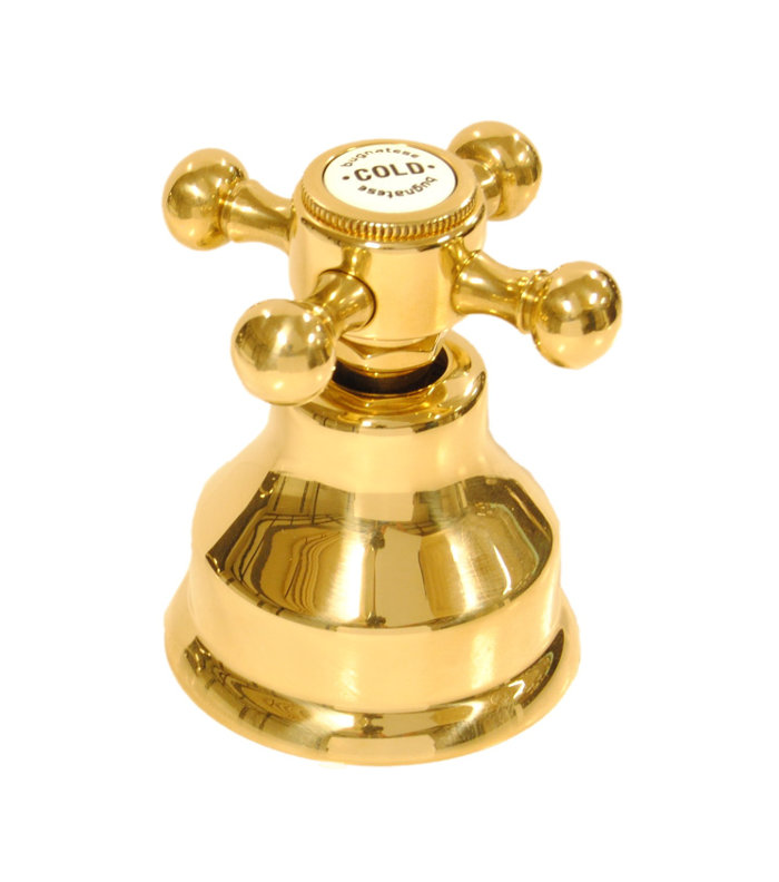 Dishwasher valve - Lady, brass