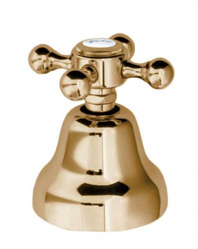 Avstengningsventil til oppvaskmaskin - Kensington gammeldags ventil, messing