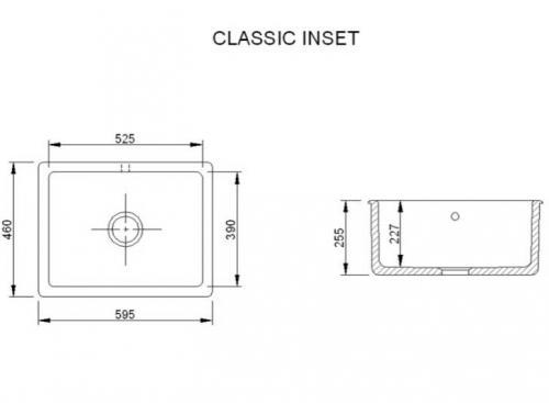 Diskho - Classic Inset 600