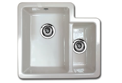 Kitchen Sink Porcelain - Shaws Classic Brindle