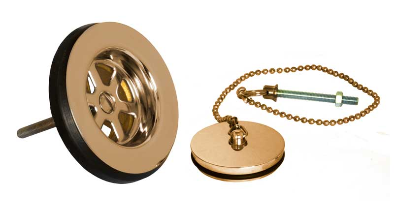 Drain valve - brass