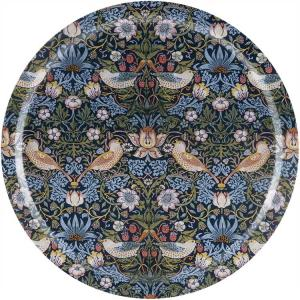 Tray 49 cm - William Morris, Strawberry Thief