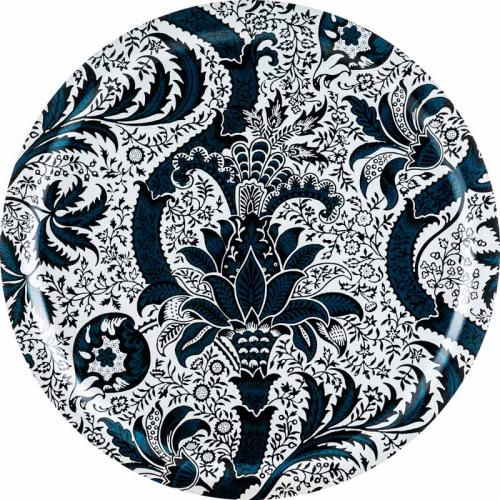 Serveringsbrett 49 cm - William Morris, Indian Indigo