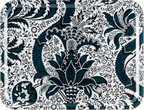 Bricka 43 x 33 cm - William Morris, Indian Indigo