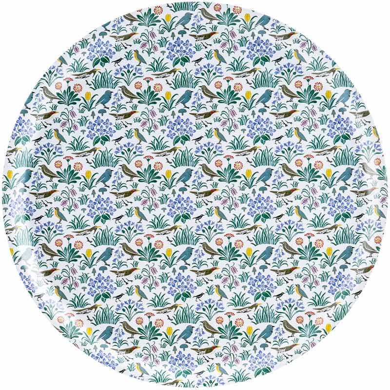 Tray 38 cm - William Morris, My Garden