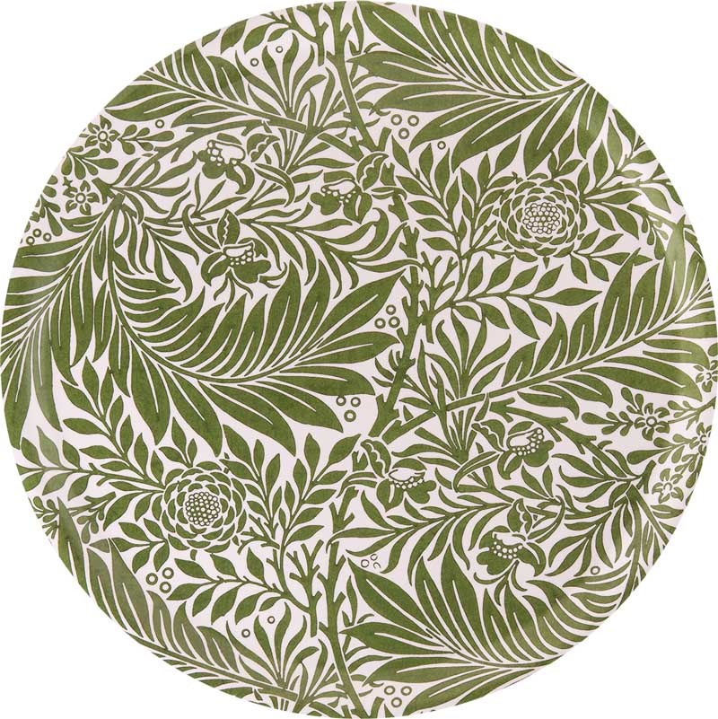 Tray 38 cm - William Morris, Larkspur