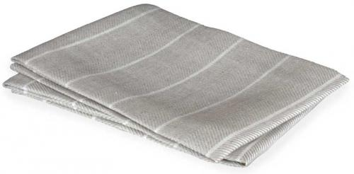 Kitchen towel - Herringbone pattern, natural