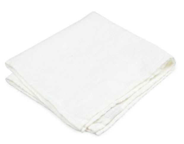Napkin - Linen 47x47 cm, Torp offwhite