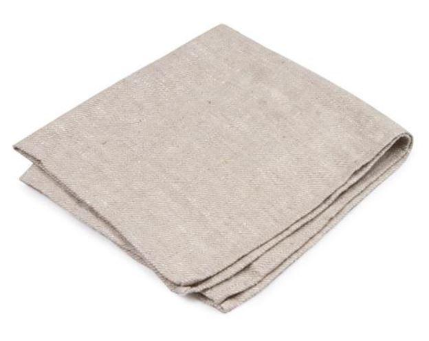 Napkin - Linen 47x47 cm, Torp natural
