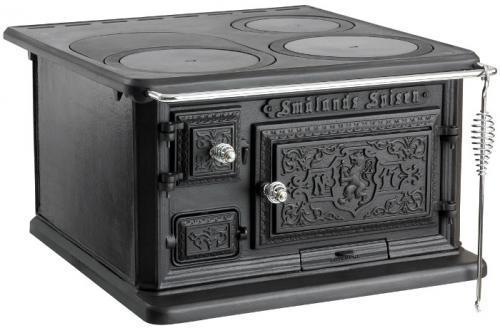 Wood stove - Smålandspisen 1896 (B) - oldschool - vintage - retro