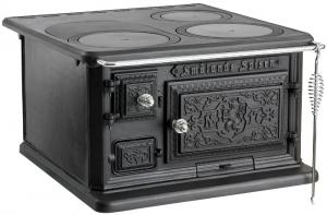 Wood stove - Smålandspisen 1896 (B)