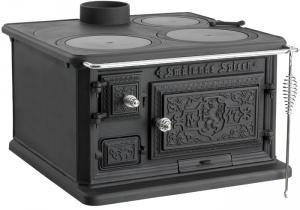 Wood stove - Smålandspisen 1896 (U) - old style - vintage