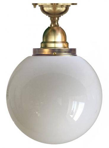 Ceiling Lamp - Byström 100, large globe shade