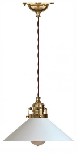 Celing Lamp - Craftmans cord pendant - old fashioned style - vintage interior - retro - classic style
