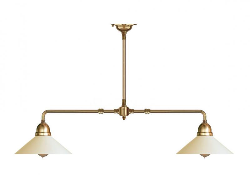 Lampa - Spelbordslampa Rak Skärm