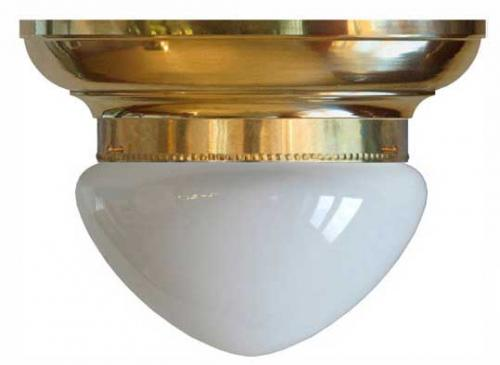 Ceiling Lamp - Fröding bowl lamp 200 opal white