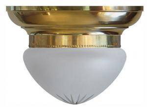 Bowl Lamp - Fröding 200 matte glass
