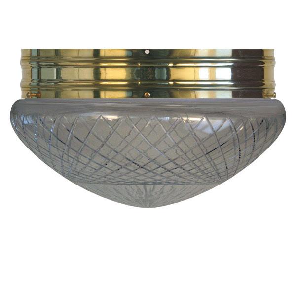 Plafond - Taklampa Heidenstamplafond 300 klarglas - Sekelskifte