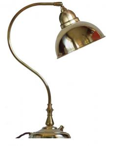 Table lamp - Lagerlöf brass shade