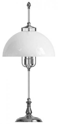 Bordlampe - Swedenborg nikkel
