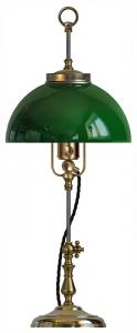 Table Lamp - Swedenborg brass - old style - vintage