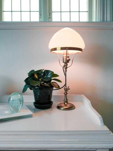 Table Lamp - Fogelklou brass