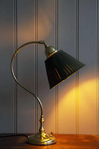 Table lamp - Lagerlöf with pleated shade