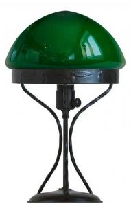Table Lamp - Strindberg with green shade