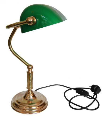 Table Lamp - Bankers Lamp