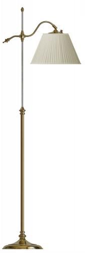 Floor Lamp - Gullberg, beige shade