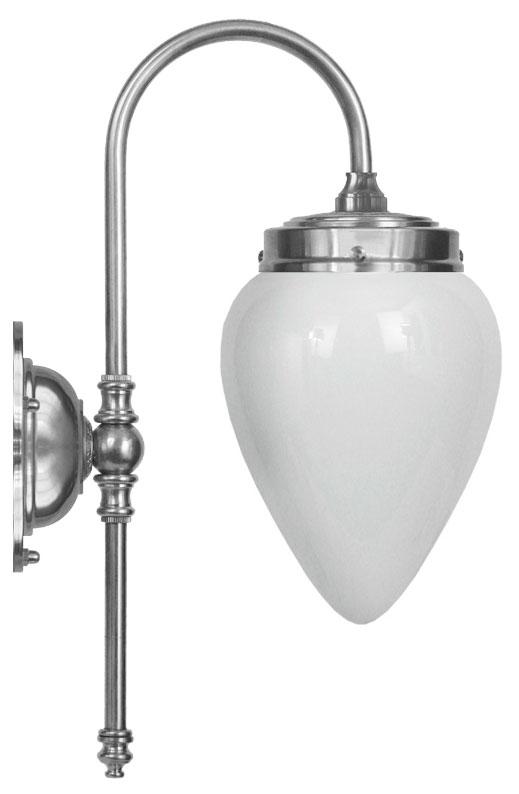 Wall lamp - Blomberg 80 drop opal white