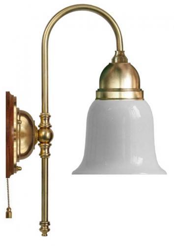 Wall lamp - Ahlström opal white