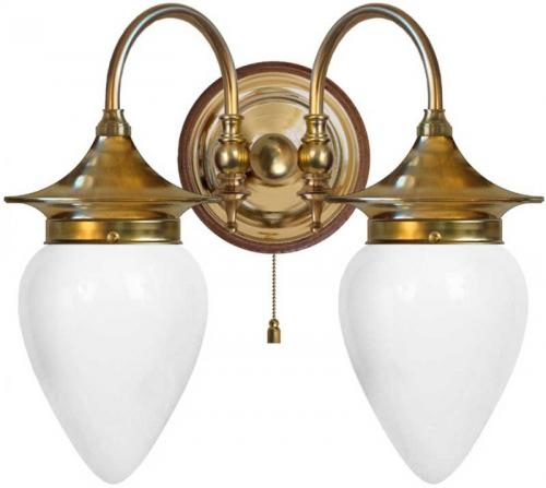 Wall lamp - Tigerstedt opal white