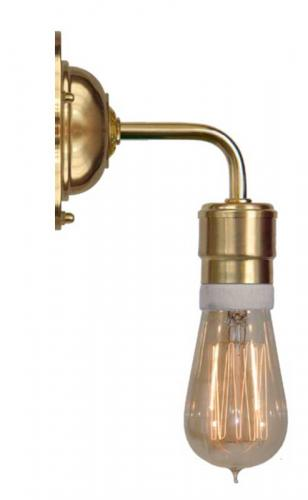 Wall lamp - Nylander brass
