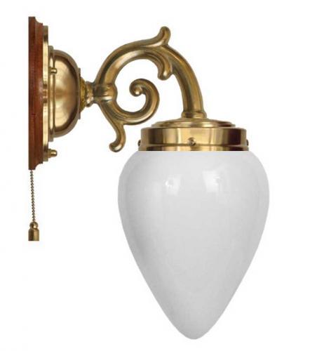 Wall lamp - Topelius white drop