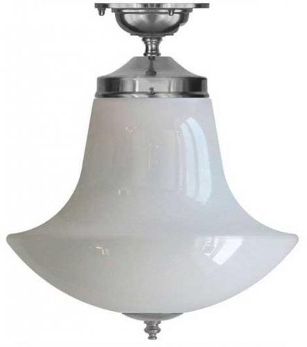 Bathroom Lamp - Ekelund 100 Anchor nickel
