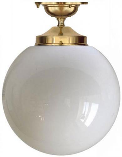 Bathroom - Ekelund 100 ceiling lamp large globe