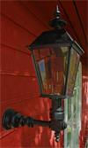 Exterior Lamp - Wall lantern Lysvik L4 - classic style - old style - retro