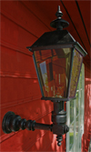 Exterior Lamp - Wall lantern Lysvik L4 - classic style - old style - retro